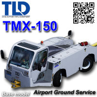 TLD TMX-150 aircraft towing tractor
