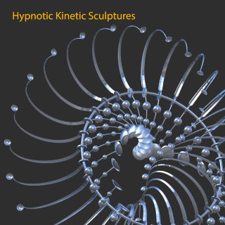 Hypnotic Kinetic Sculptures