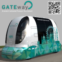 GATEway Project driverless bus
