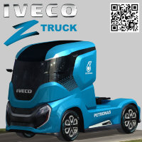 Iveco Z concept truck