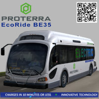 Proterra EcoRide BE35 Electric bus